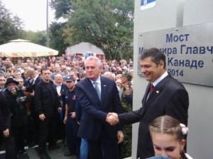 Tomislav Nikolić i Tomislav Ilić